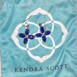 Kendra Scott Purple/Amethyst Earrings